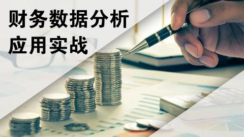 财务数据分析应用实战