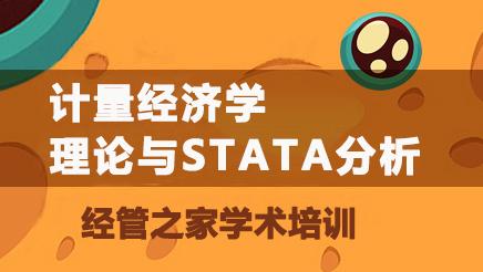 计量经济学理论与Stata分析