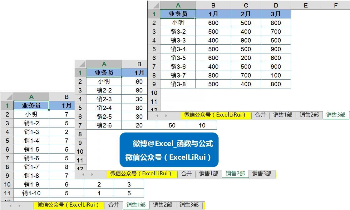 拒绝加班的5个Excel神技