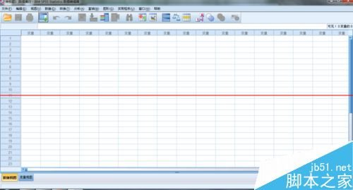 SPSS中文版怎么切换成英文_数据分析师考试