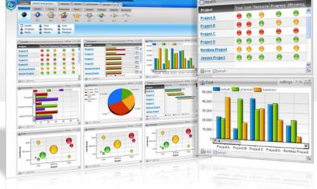 阐述不同业务部门对数据的关注点不同