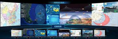 大数据时代安防行业的显示技术应用