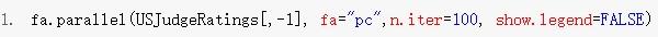 R语言实现常用的5种分析方法(主成分+因子+多维标度+判别+聚类)