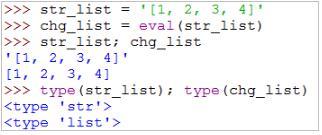 Python中函数eval和ast.literal_eval的区别详解